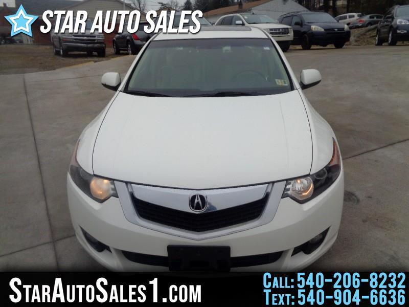 2010 Acura TSX 4dr Sdn I4 Auto