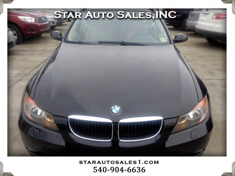 2007 BMW 328xi Base