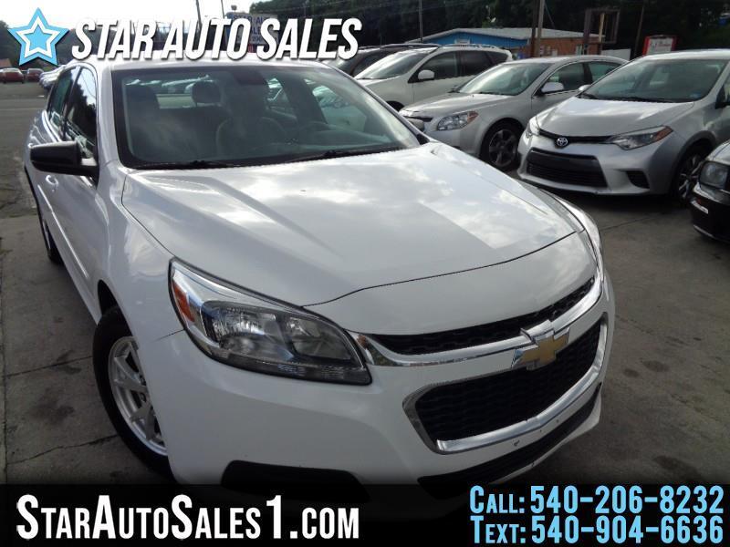 2014 Chevrolet Malibu 4dr Sdn LS w/1FL