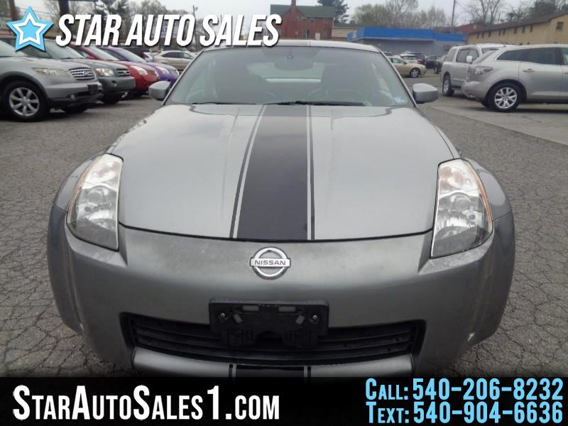 2004 Nissan 350Z 2dr Cpe Touring Auto