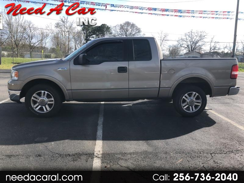 """2005 Ford F-150 2WD SuperCab 163"""" Lariat"""