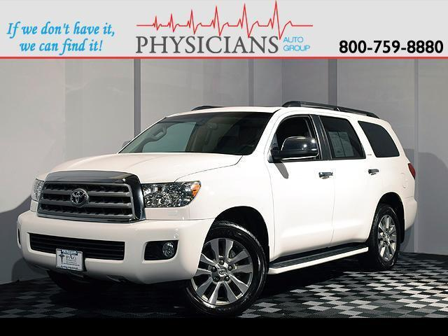 2016 Toyota Sequoia Limited 4WD FFV