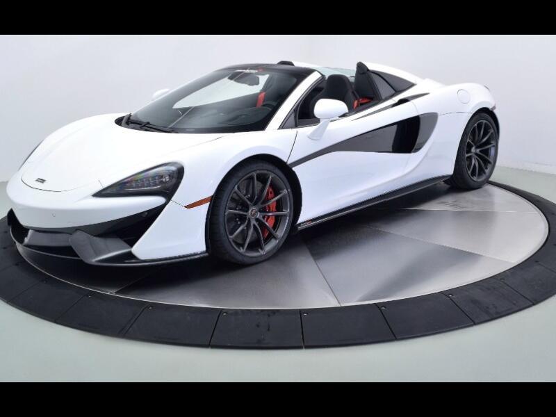2018 McLaren Spider 570S