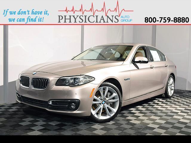 2015 BMW 5-Series 535i