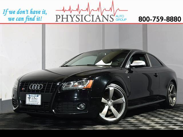 2011 Audi S5 4.2 Coupe quattro Manual