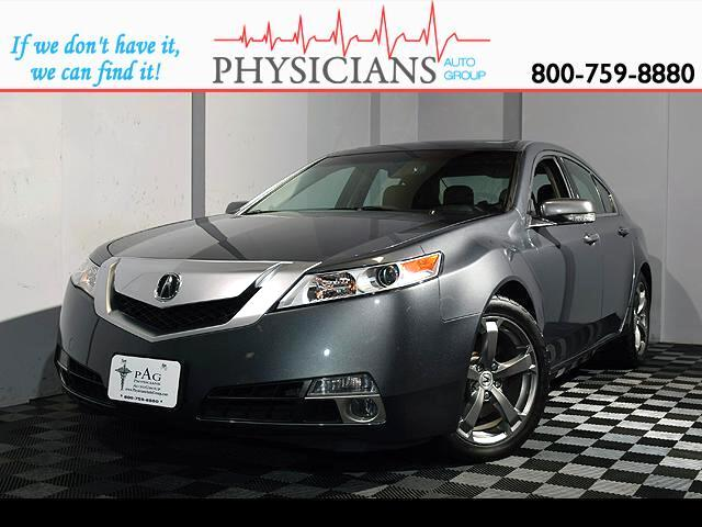 2010 Acura TL 6-Speed AT SH-AWD with Tech Package