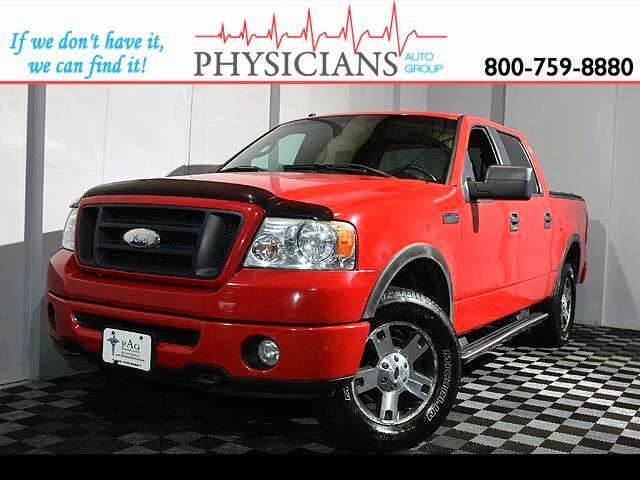 Ford F-150 FX4 SuperCrew 2008
