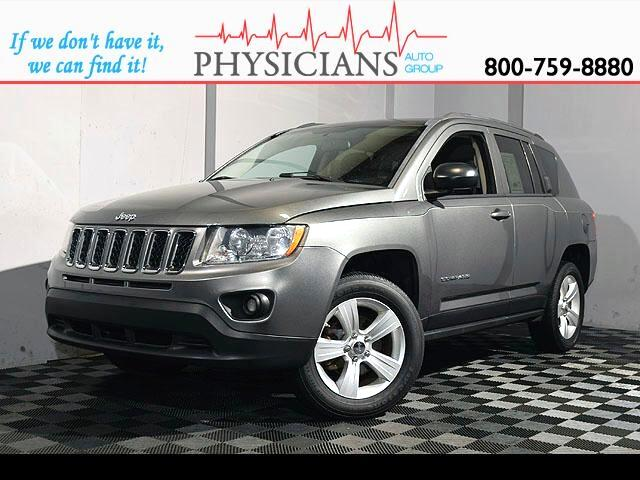 Jeep Compass FWD 4dr Sport 2012