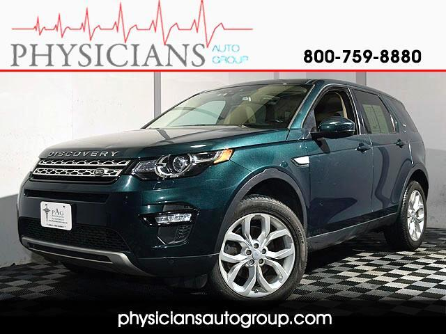 Land Rover Discovery Sport HSE 2016