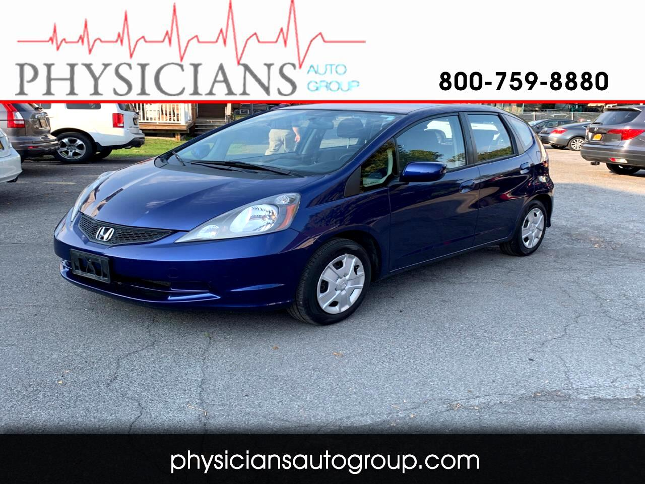 Honda Fit 5dr HB Man 2013