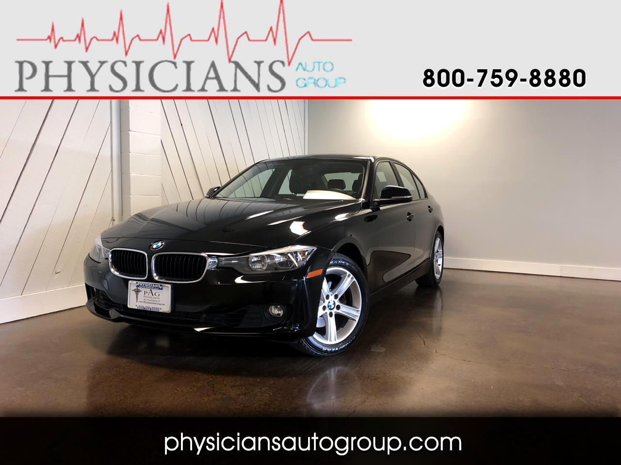 BMW 3 Series 4dr Sdn 328i xDrive AWD 2014