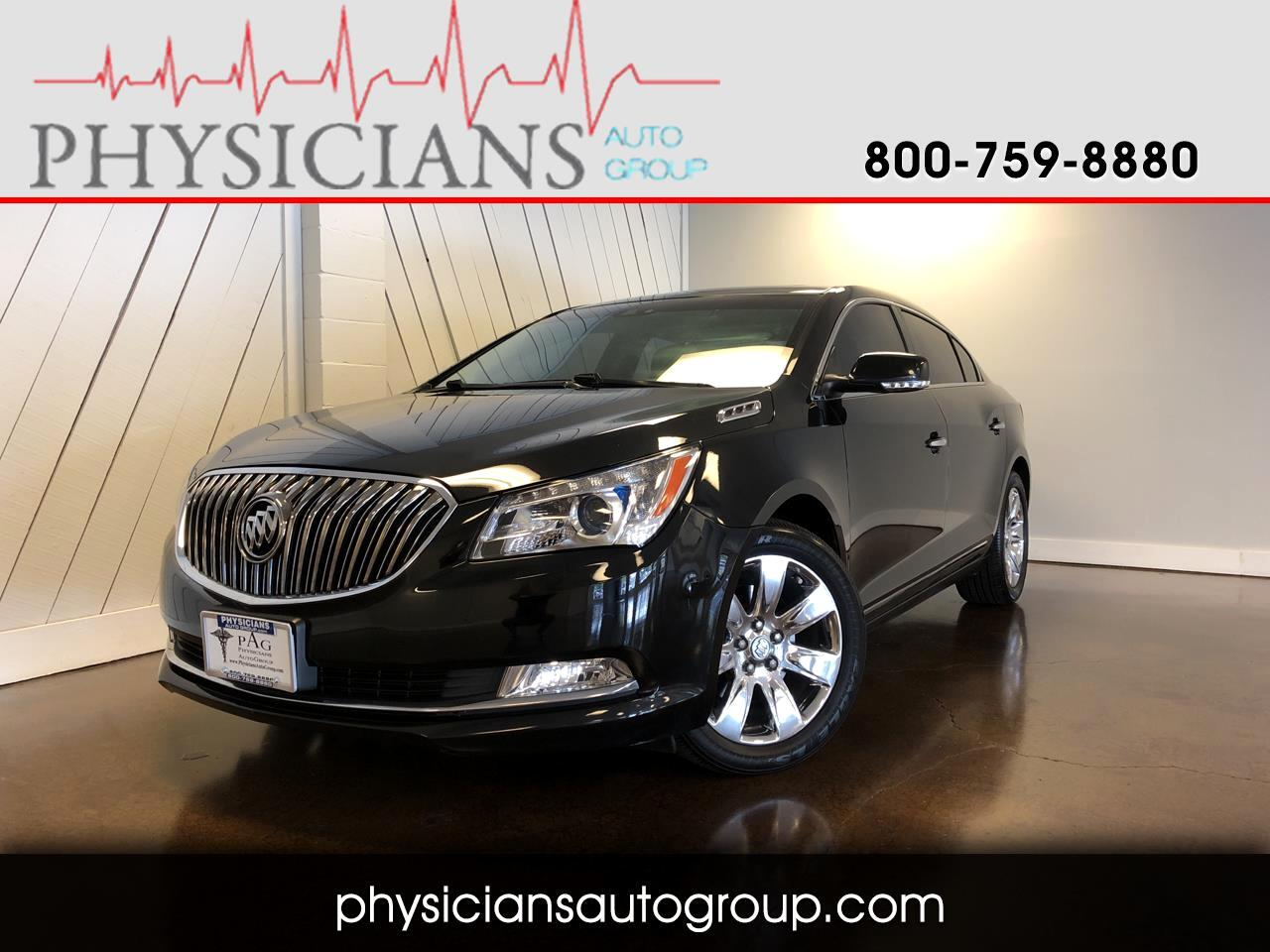 Buick LaCrosse 4dr Sdn Sport Touring FWD 2016