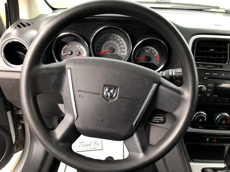 Dodge Caliber Heat 2011