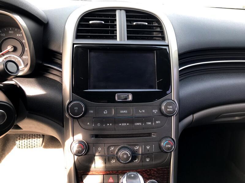 Chevrolet Malibu ECO 2SA 2013