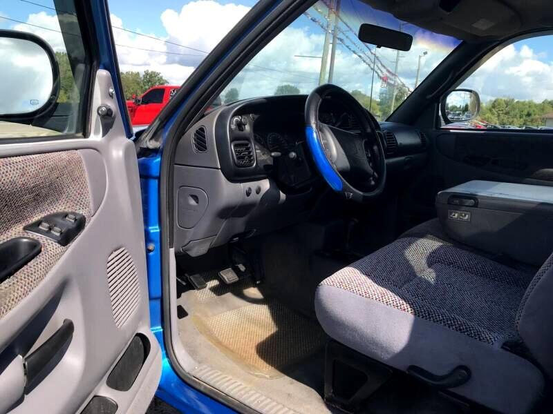 Dodge Ram 1500 Reg. Cab 8-ft. Bed 4WD 1998