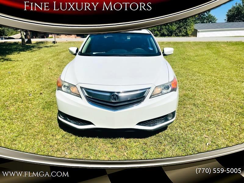 Acura ILX 5-Spd AT w/ Technology Package 2015