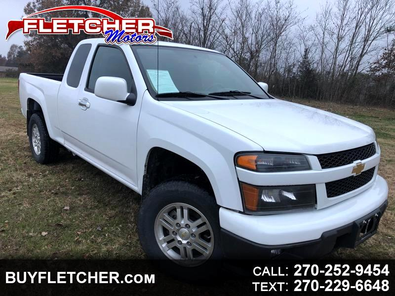 2011 Chevrolet Colorado 1LT Ext. Cab 4WD