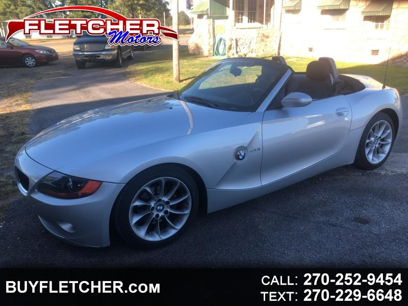 2003 BMW Z4 2dr Coupe M