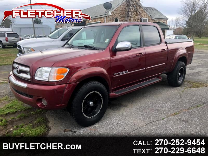 Toyota Tundra SR5 Double Cab 4WD 2004