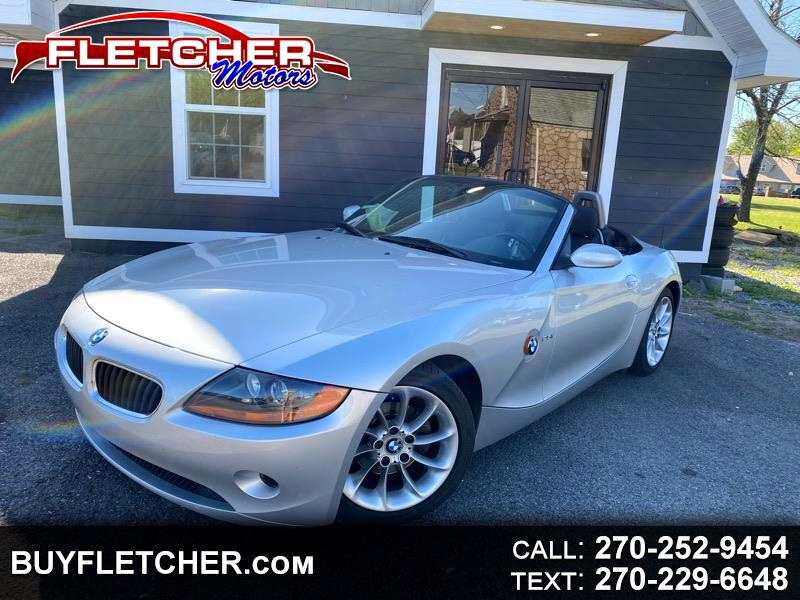 BMW Z4 Z4 2dr Roadster 2.5i 2003