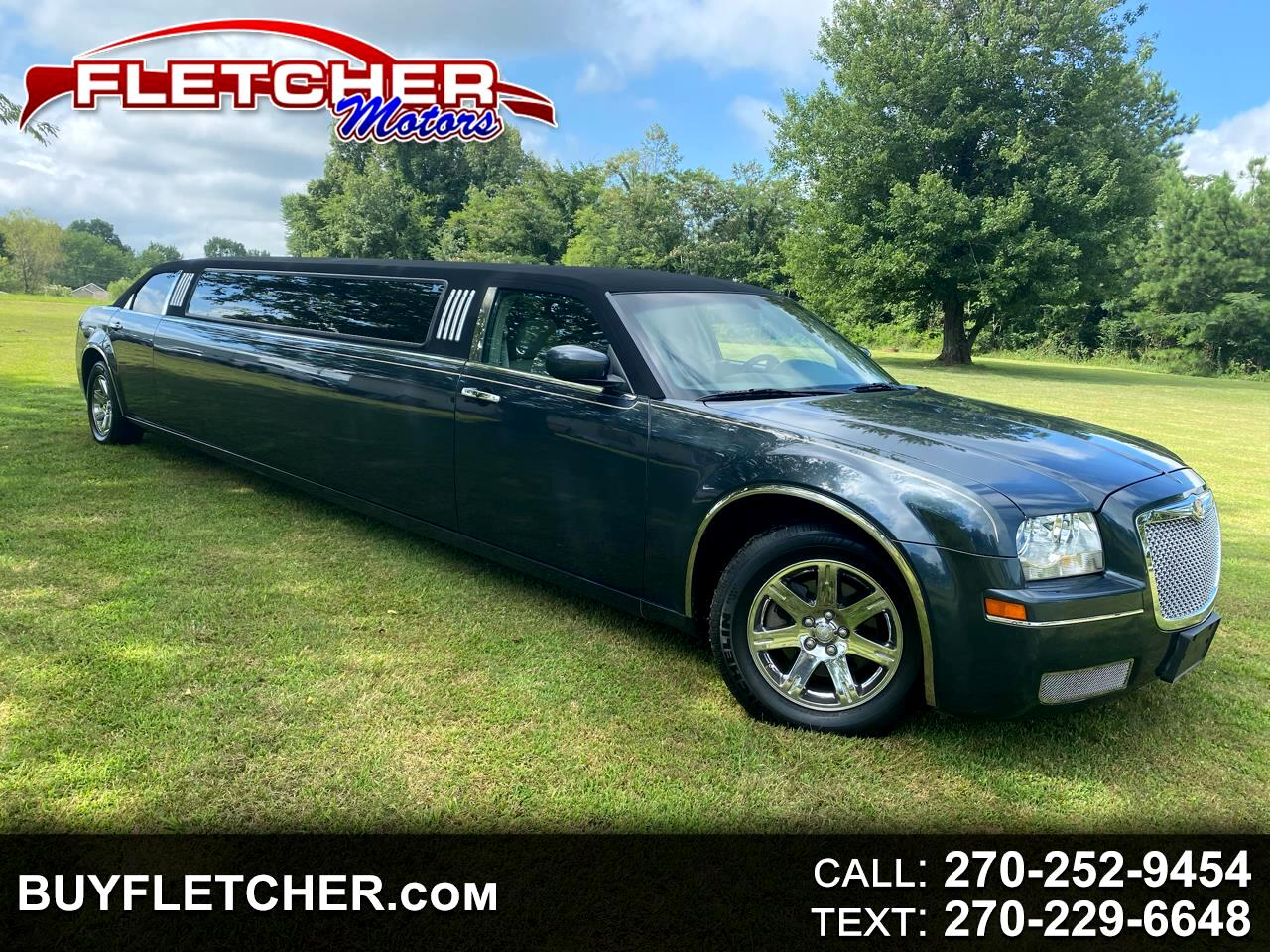 Chrysler 300 C Platinum RWD 2007