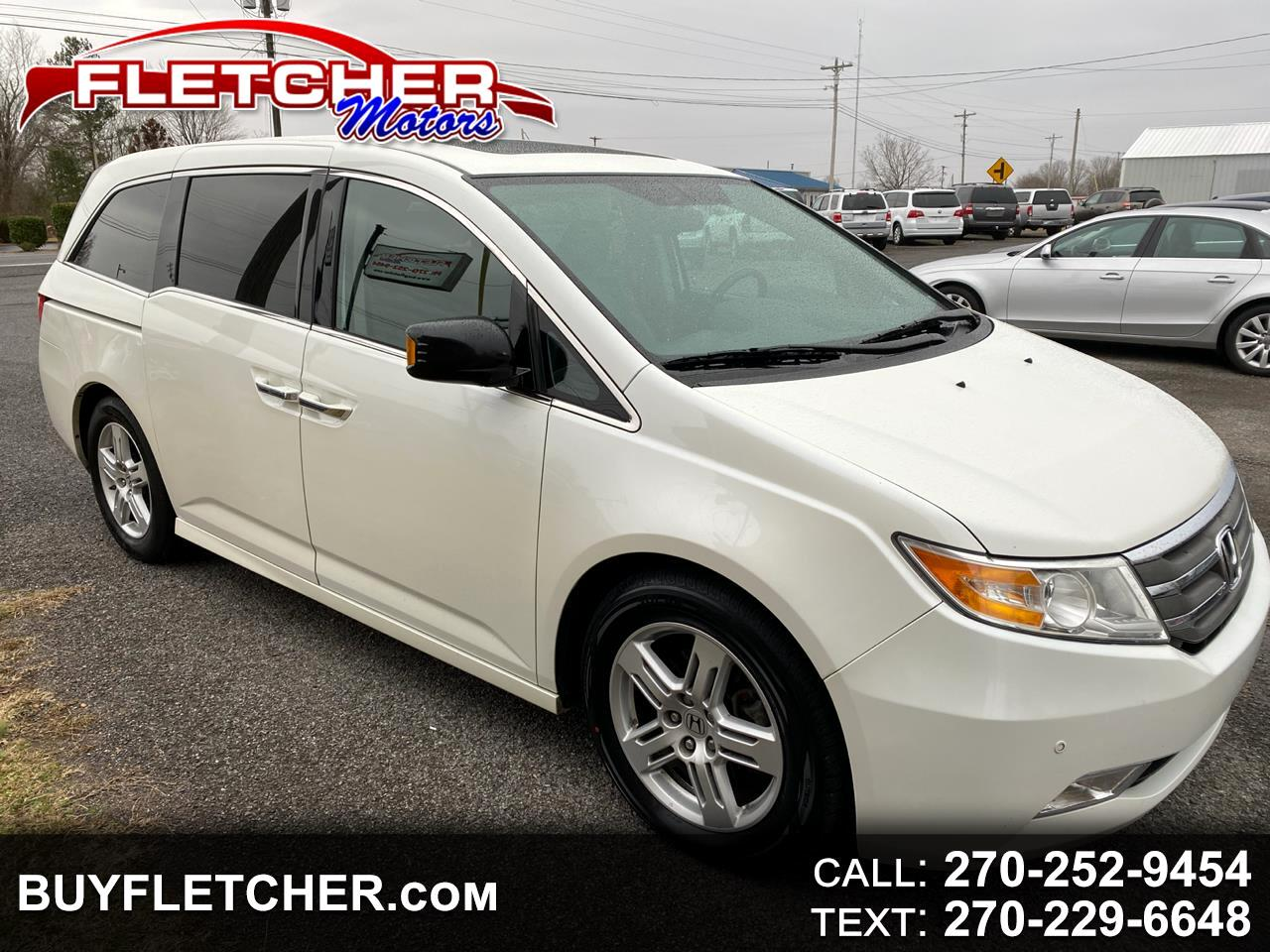 Honda Odyssey 5dr Touring 2013