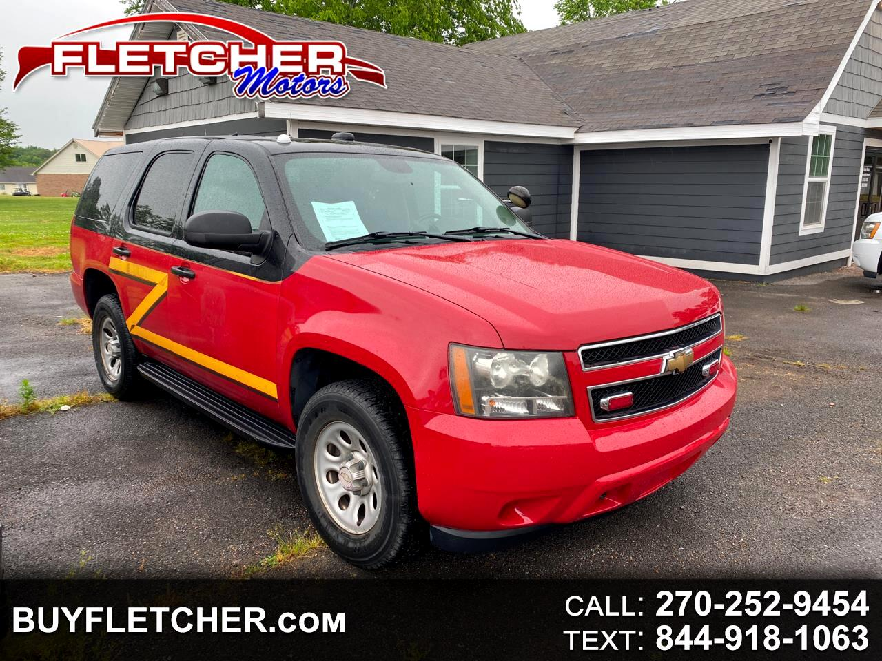 Chevrolet Tahoe Special Service Veh 4dr 4WD 2007