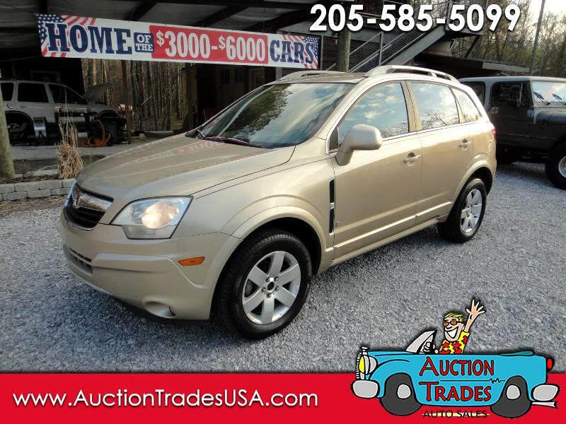 2008 Saturn VUE XR.