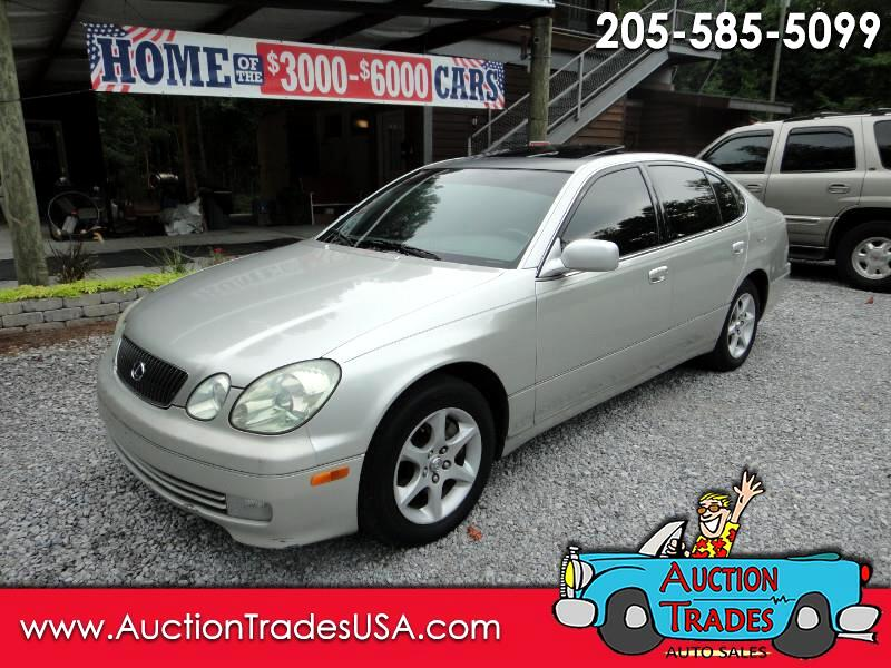 2001 Lexus GS 300 GS 300