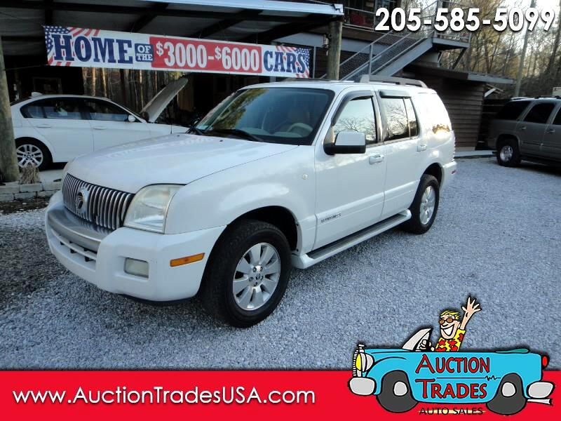 Mercury Mountaineer Premier 4.0L 2WD 2008