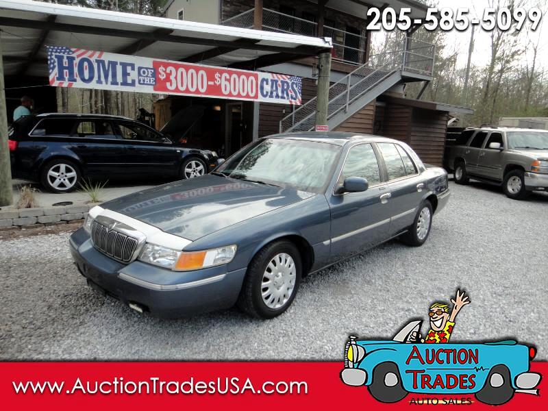 Mercury Grand Marquis LS 1998
