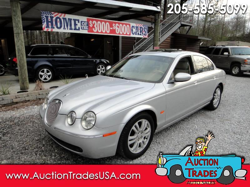 Jaguar S-Type 3.0 2006
