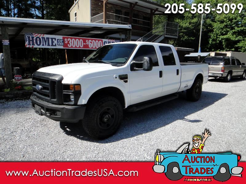 Ford F-250 SD XL Crew Cab Long Bed 4WD 2008