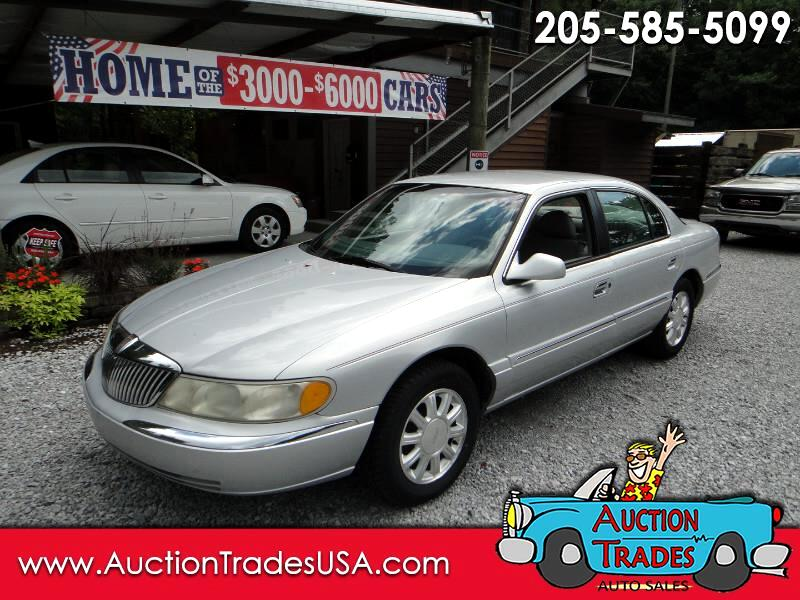 Lincoln Continental Base 1999