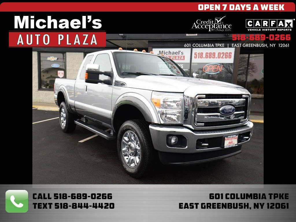 2015 Ford F-350 SD Lariat SuperCab 4WD