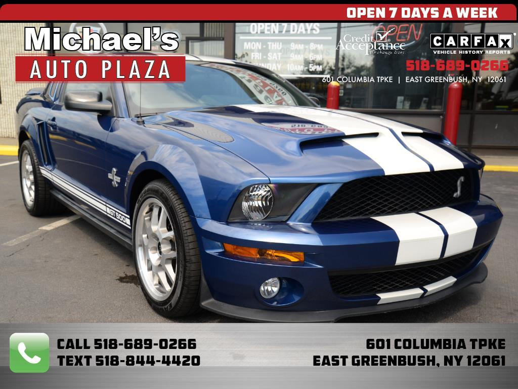 2007 Ford Shelby GT500 Coupe