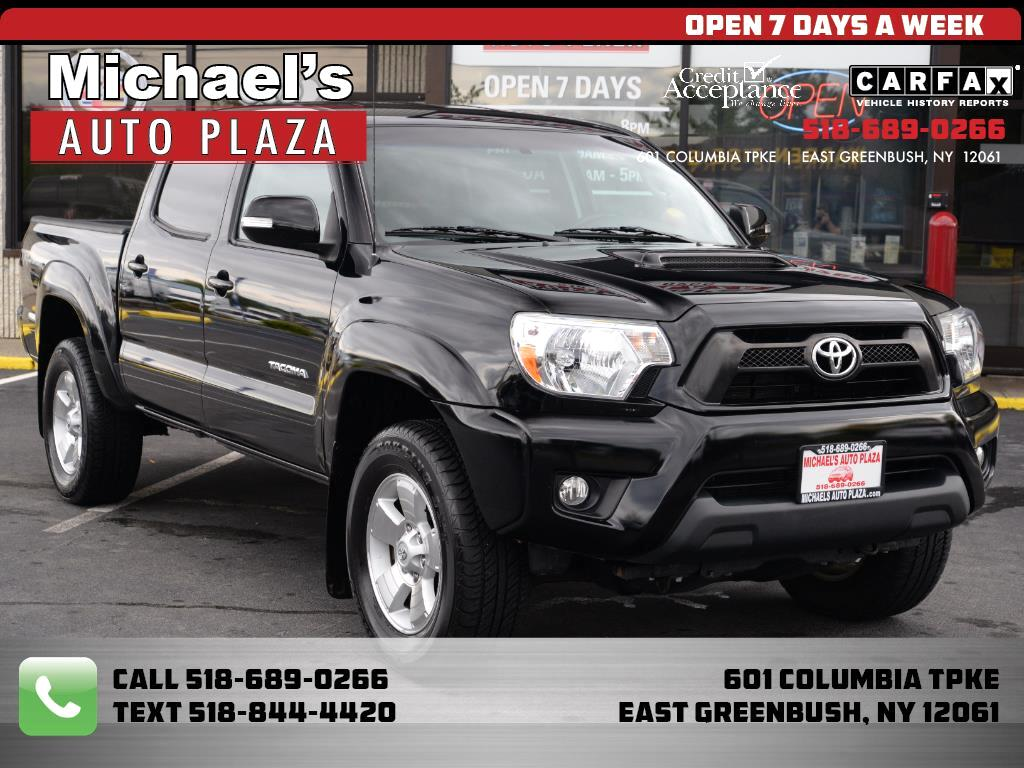 2015 Toyota Tacoma 4WD Double Cab V6 AT TRD Sport (Natl)