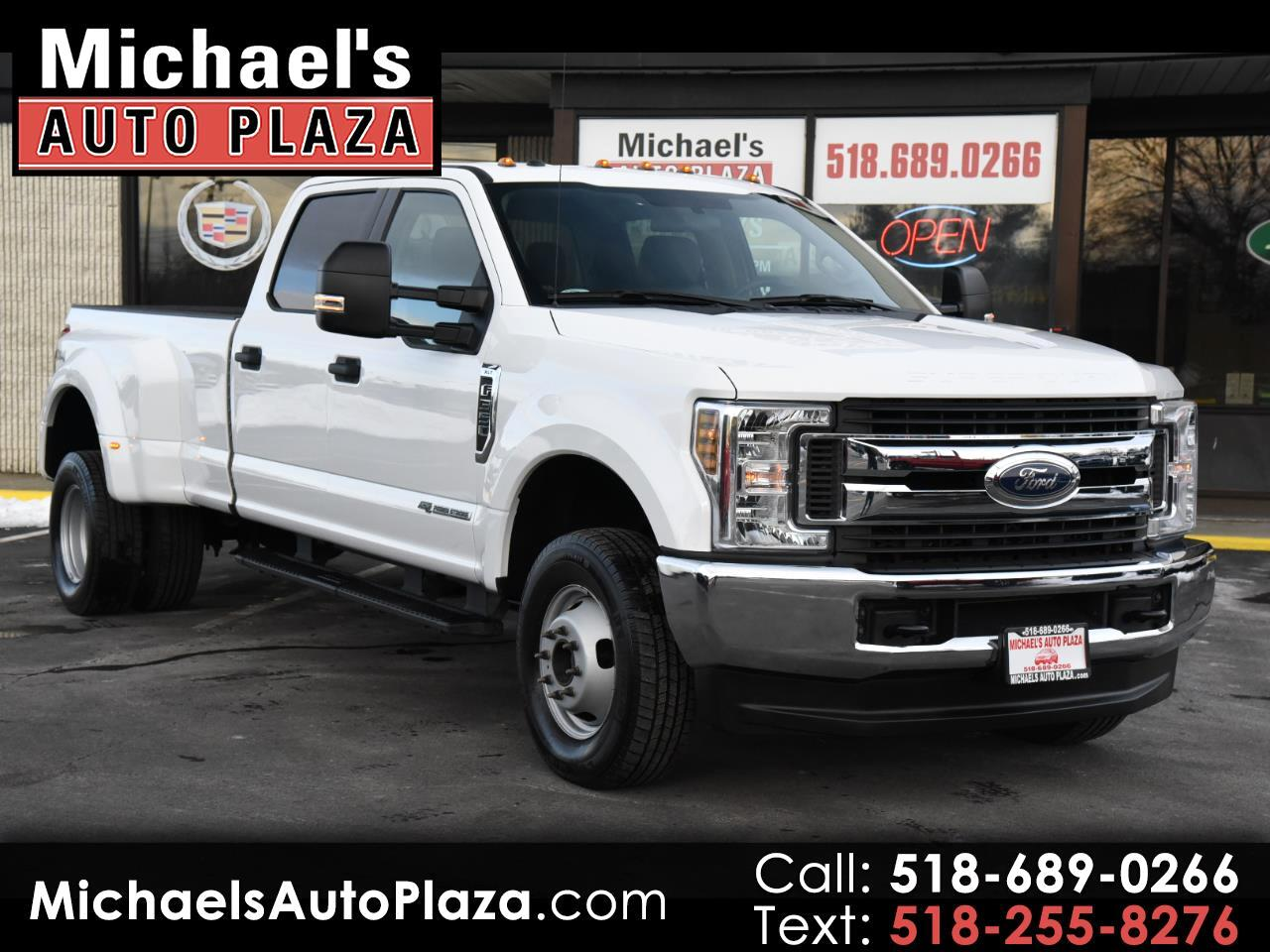 2018 Ford F-350 SD XLT Crew Cab Long Bed DRW 4WD
