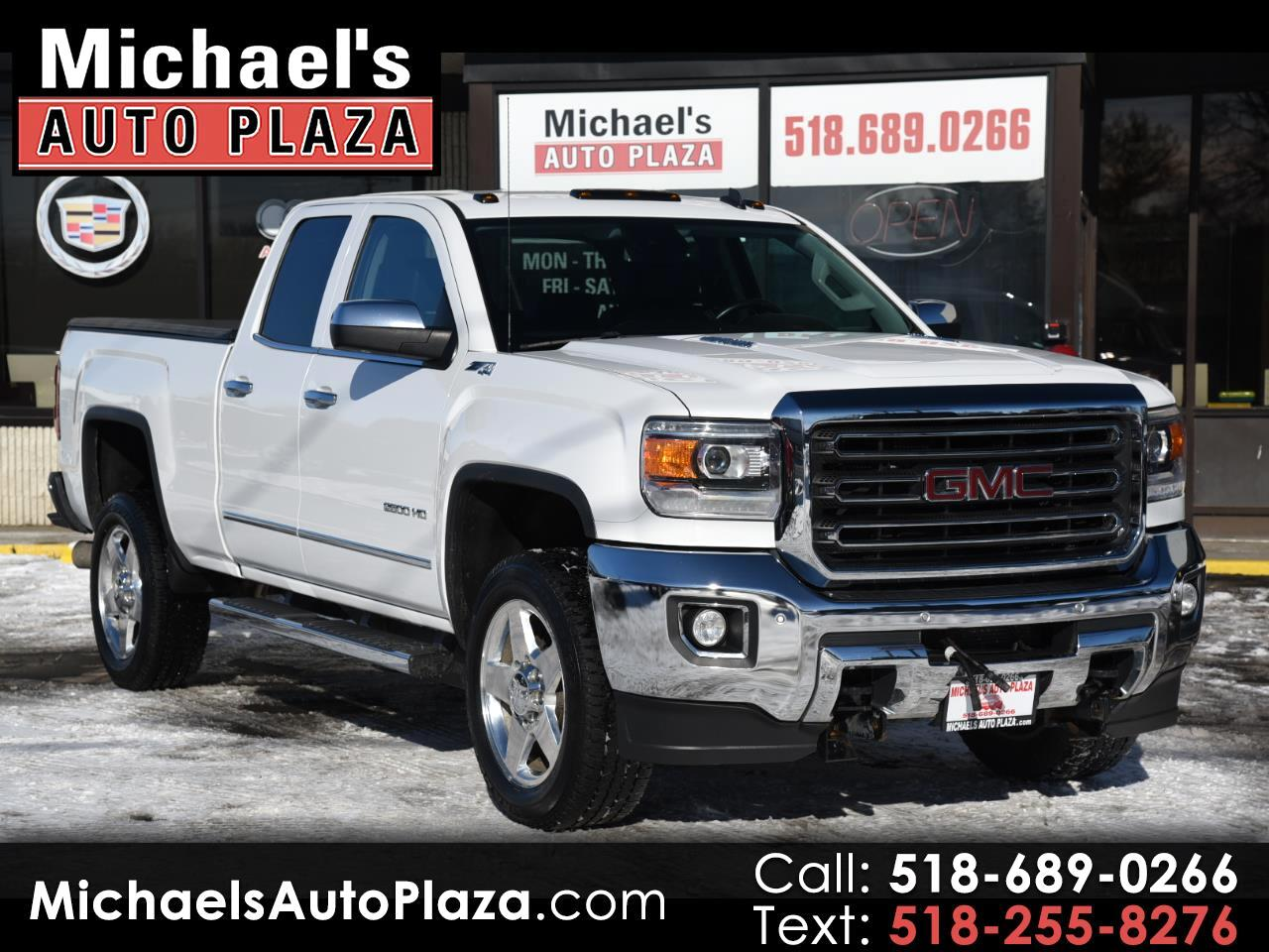 2015 GMC Sierra 2500HD SLT Double Cab 4WD