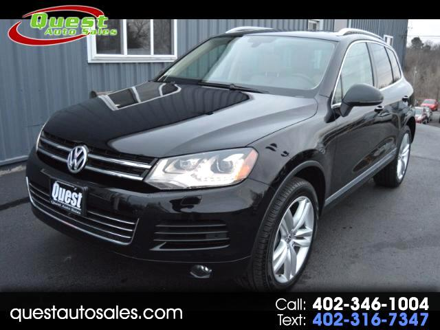 2014 Volkswagen Touareg V6 Executive