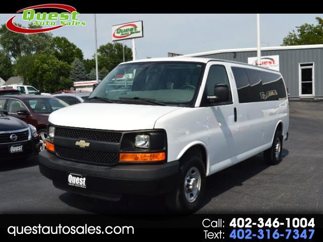 2013 Chevrolet Express LS 3500 Extended