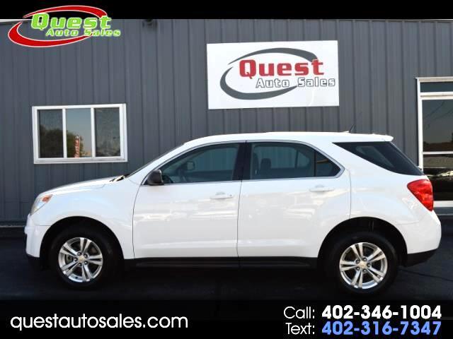 2012 Chevrolet Equinox LS AWD