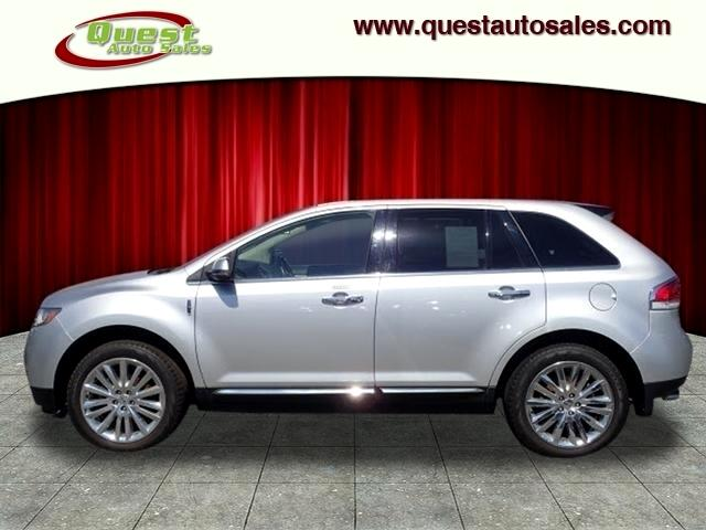 2012 Lincoln MKX AWD 4dr