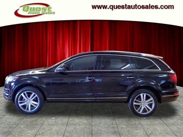 2010 Audi Q7 quattro 4dr 3.0L TDI Prestige