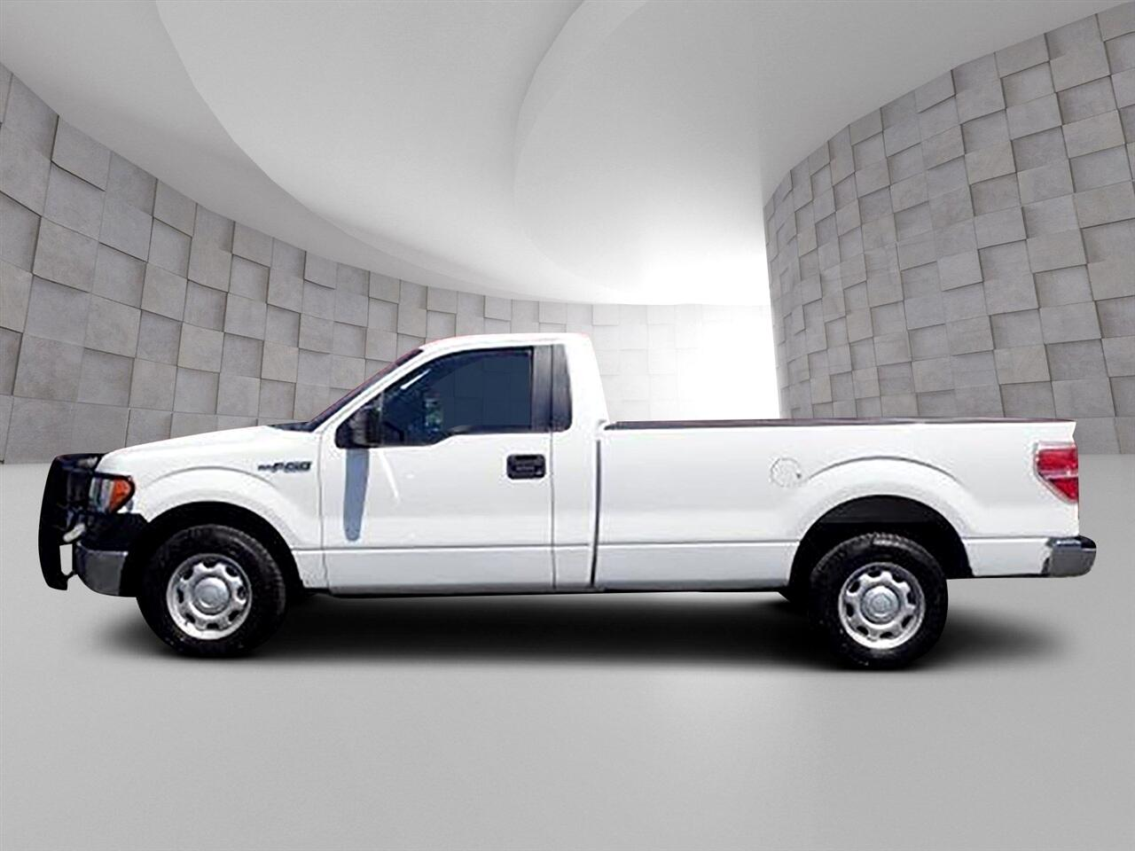 "Ford F-150 4WD SuperCrew 157"" XL 2014"