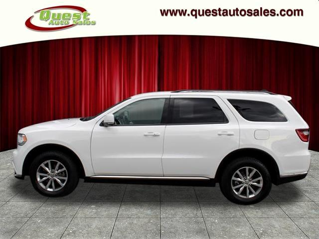 Dodge Durango AWD 4dr Limited 2015