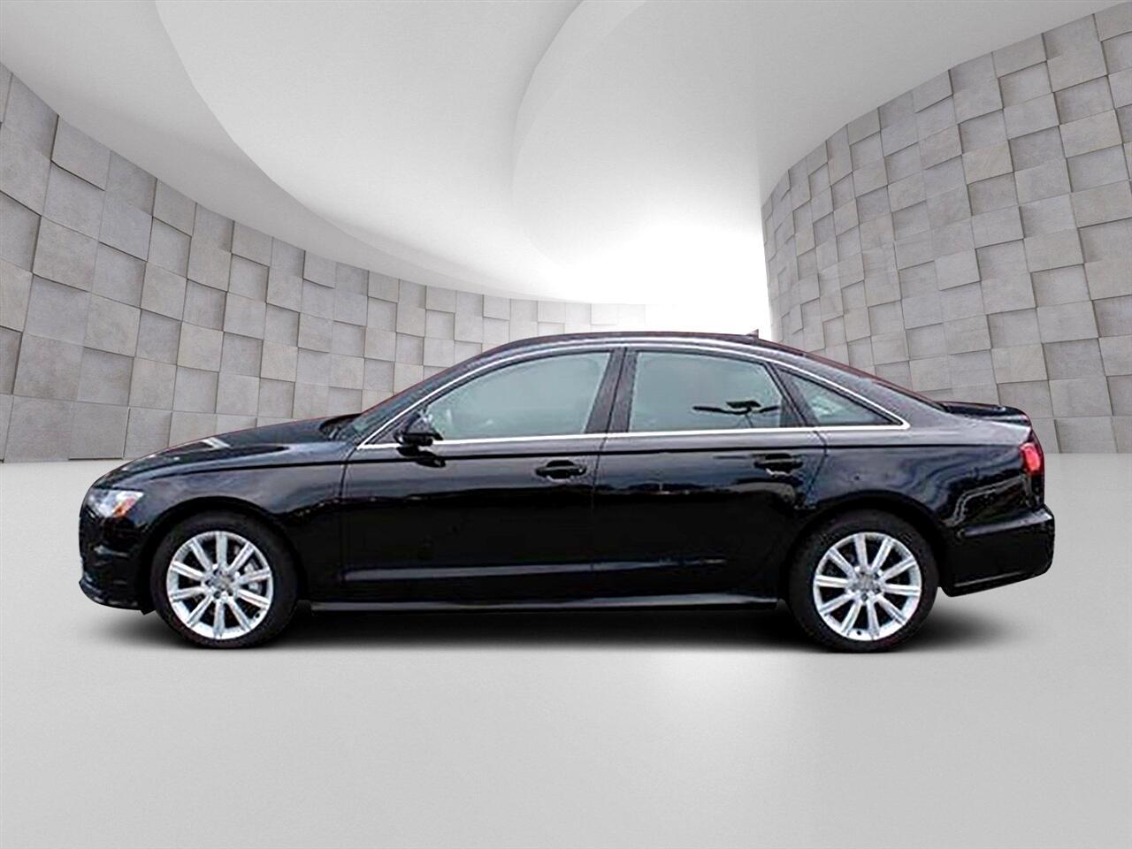 Audi A6 4dr Sdn quattro 2.0T Premium 2016