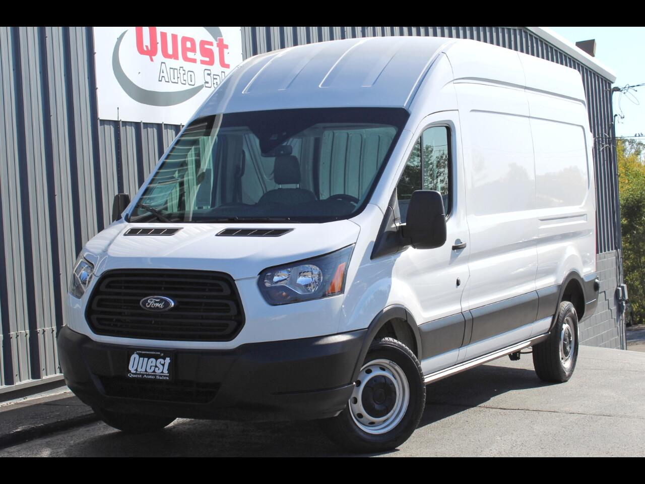 "Ford Transit Van T-250 148"" Hi Rf 9000 GVWR Sliding RH Dr 2019"