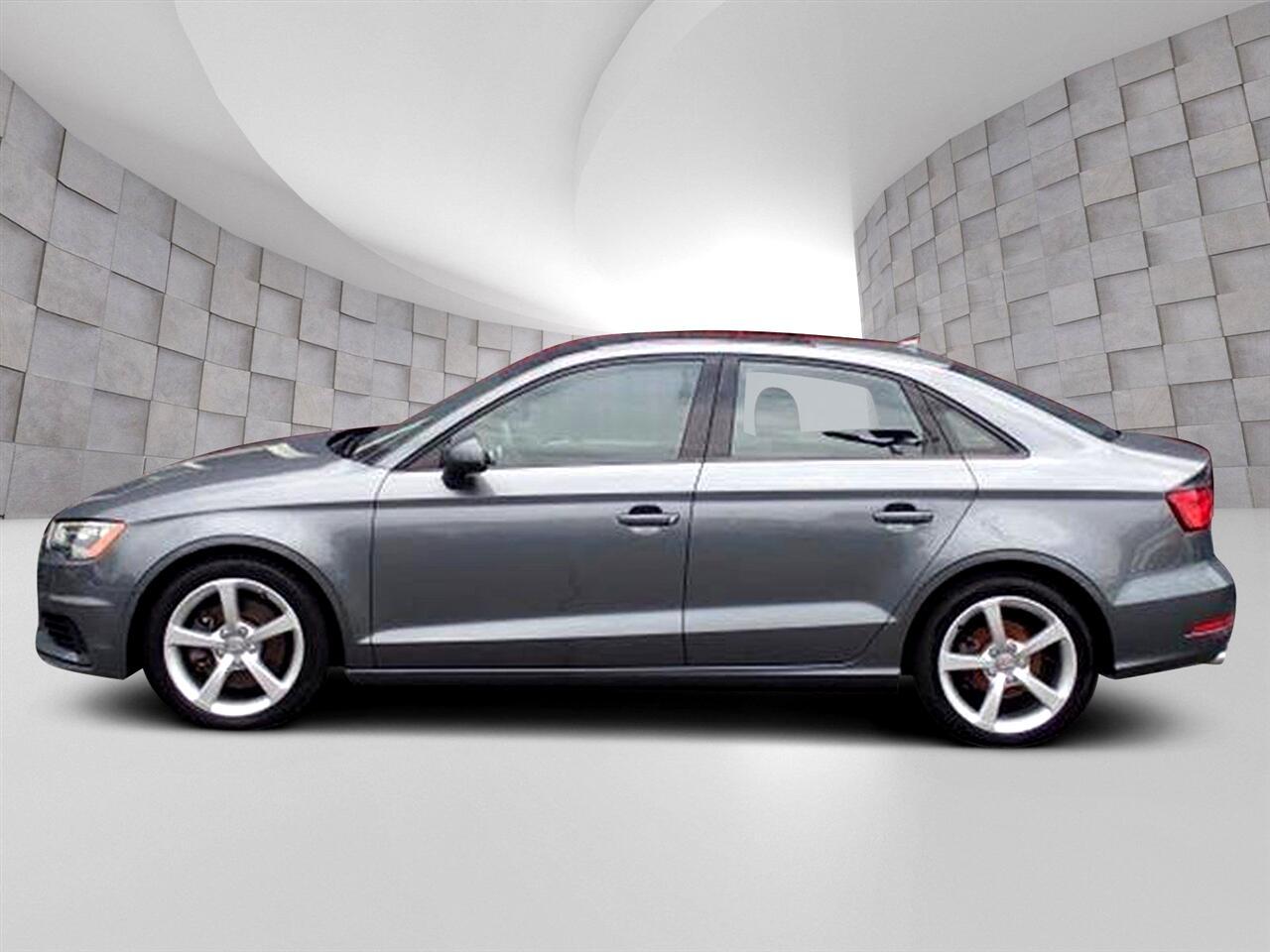 Audi A3 4dr Sdn quattro 2.0T Premium 2016
