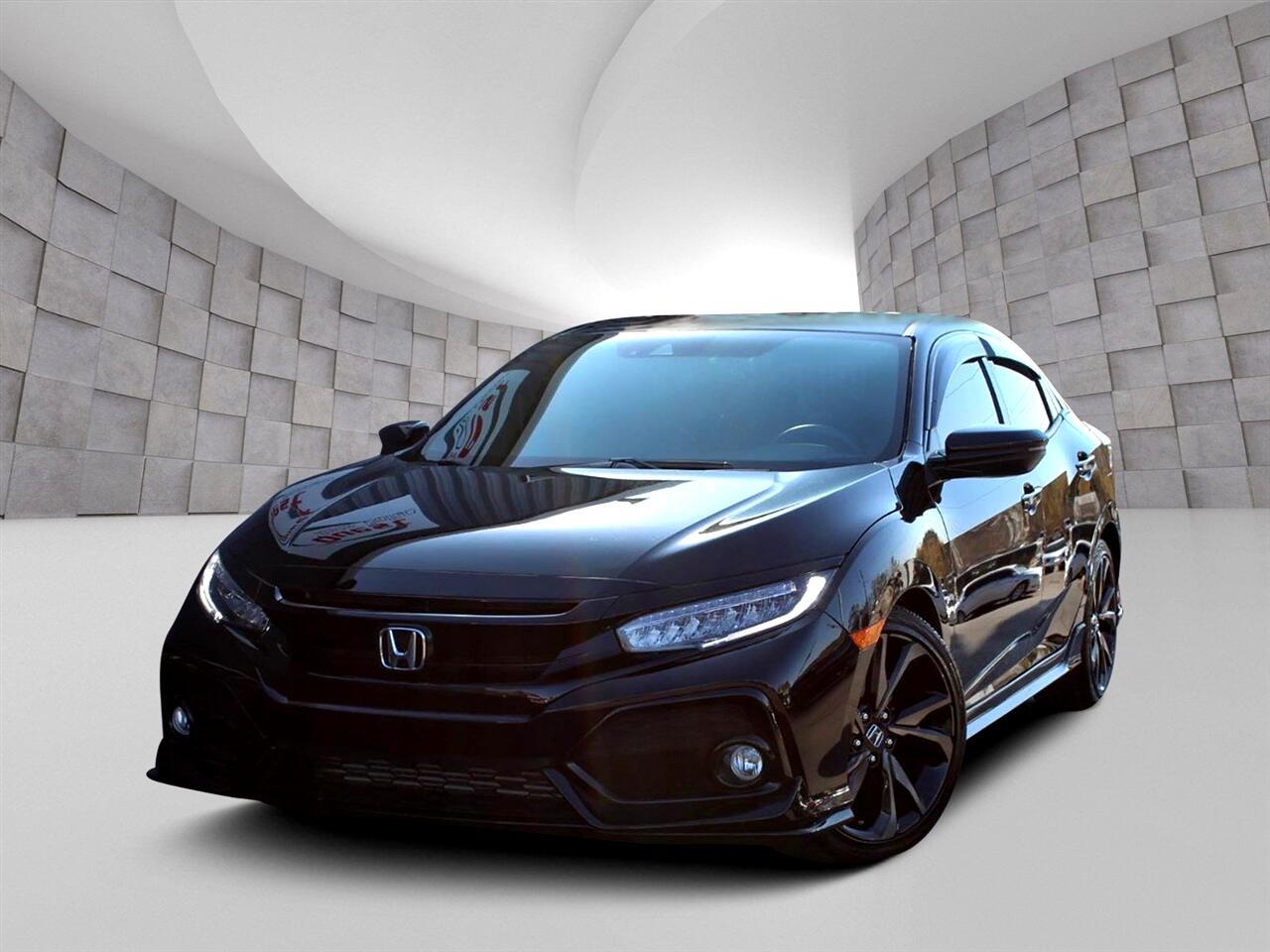 Honda Civic Hatchback Sport Touring CVT 2018